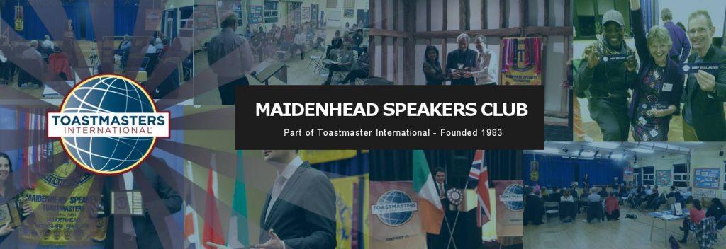 Maidenhead Speakers Club